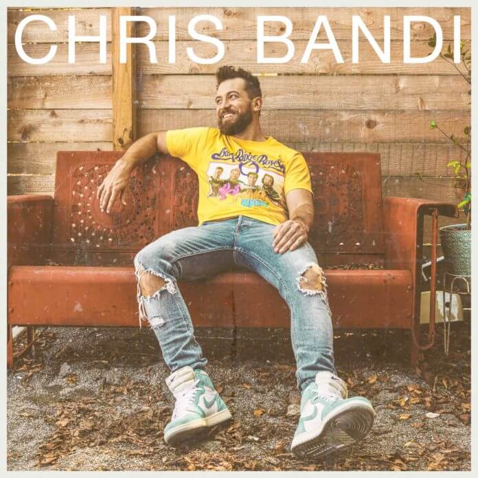Chris Bandi EP Cover Art