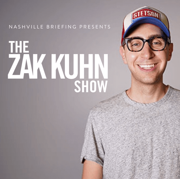 The Zak Kuhn Show Logo